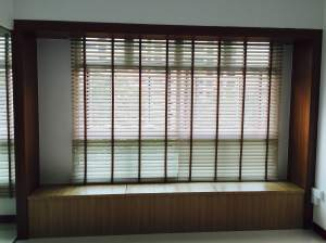 Venetian Timber / PVC Blinds