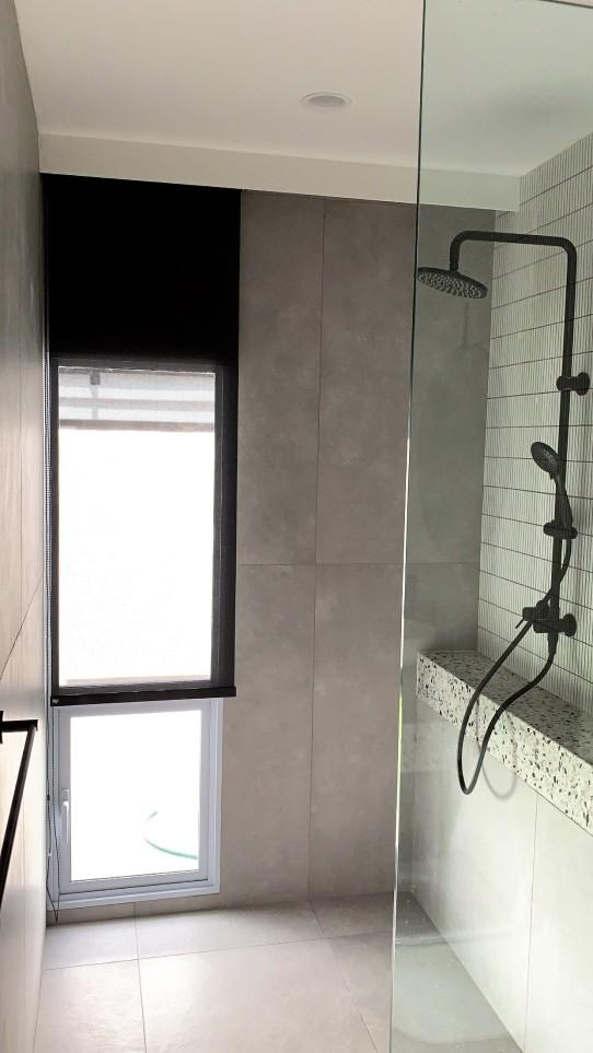 Toilet Roller blinds